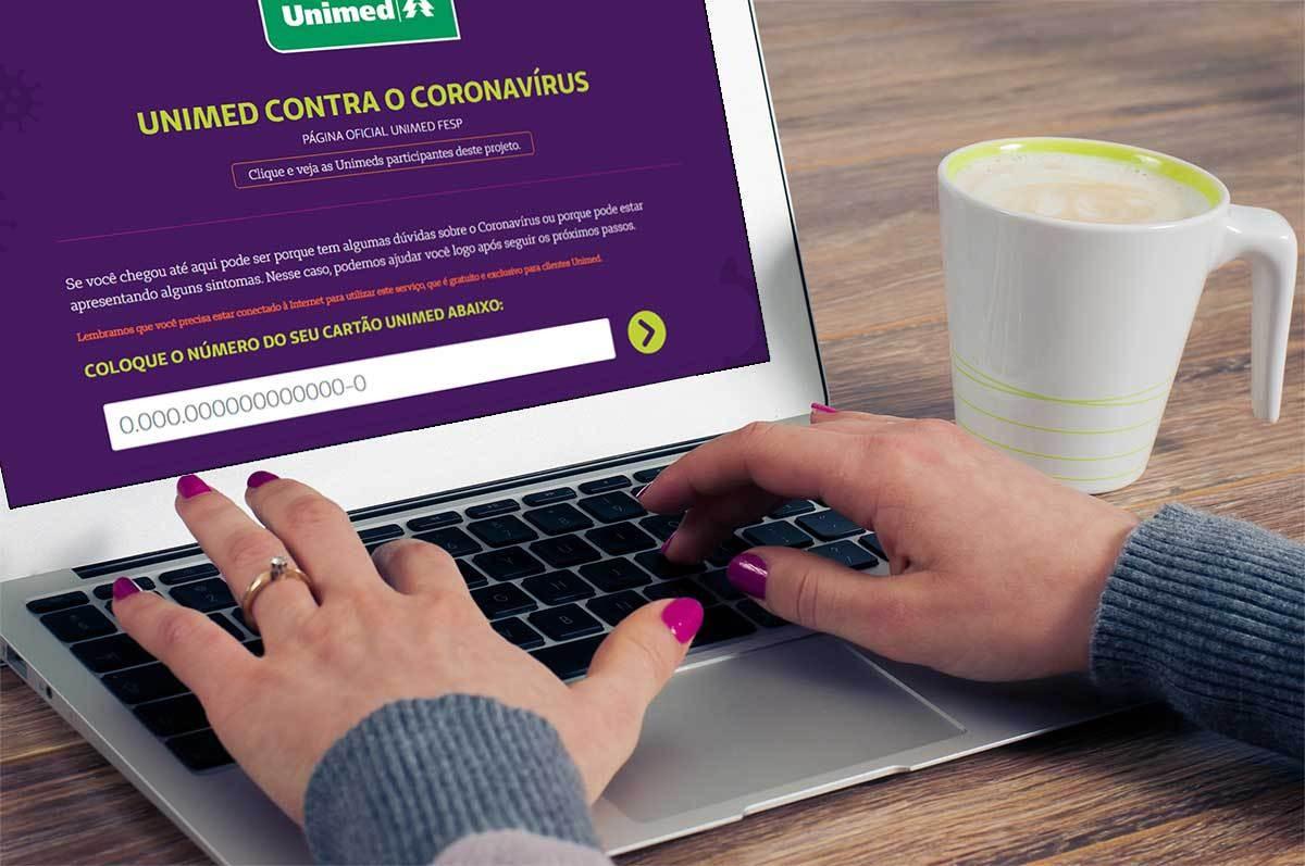 Unimed Sul Paulista oferece teleassistência gratuita