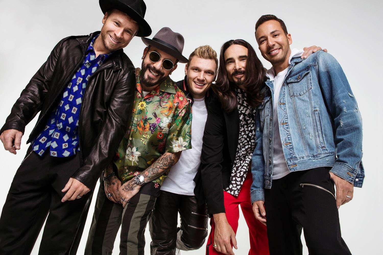 Backstreet Boys remarcam show em SP para janeiro de 2023