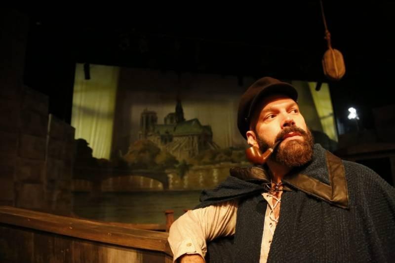Festival de Ópera traz Il Tabarro aos palcos do Theatro da Paz neste sábado