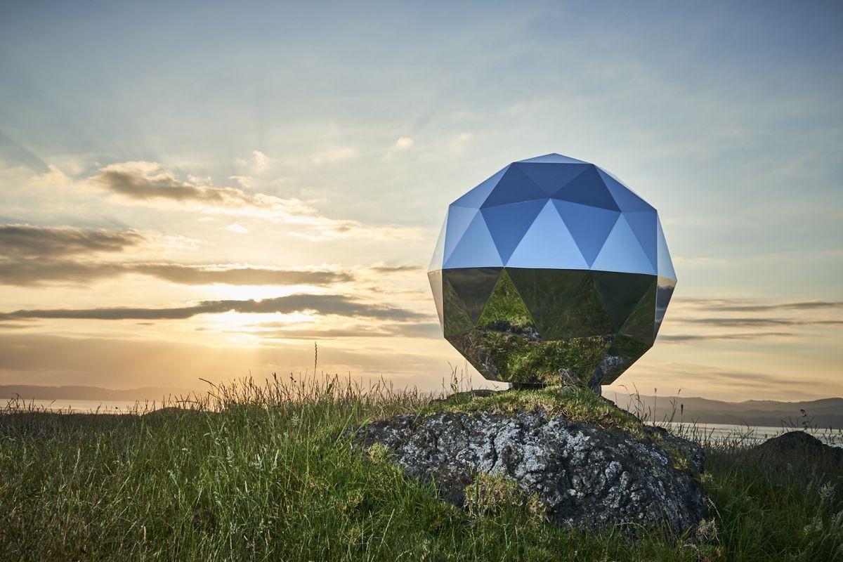 Projeto realizado pela startup neozelandesa Rocket Lab (Foto: Divulgação/Rocket Lab)