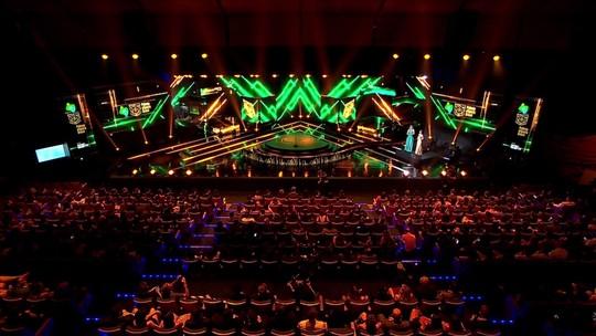Noite de gala agita jogadores de esportes eletrônicos no Prêmio e-Sports Brasil 2018