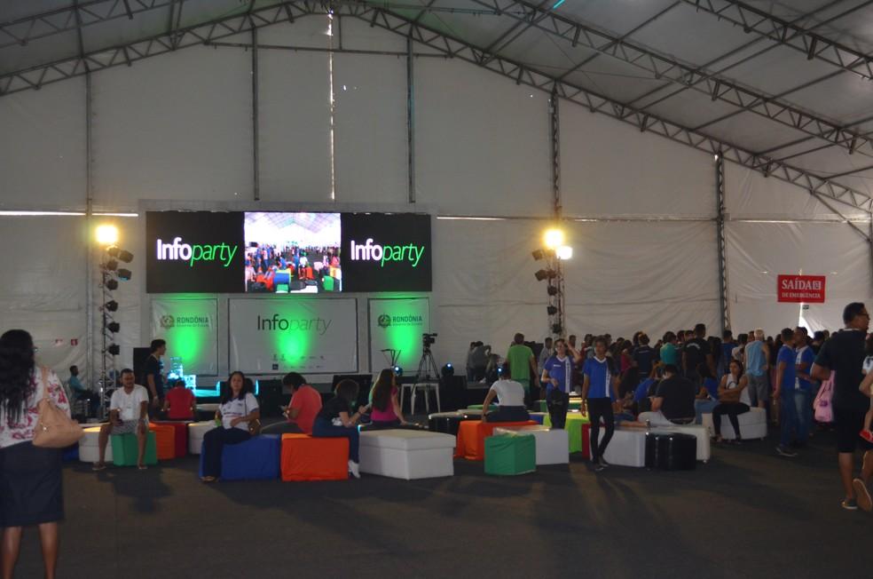 Feira foi realizada desde sexta-feira (17) até o domingo (19) em Porto Velho (Foto: Hosana Morais/G1)