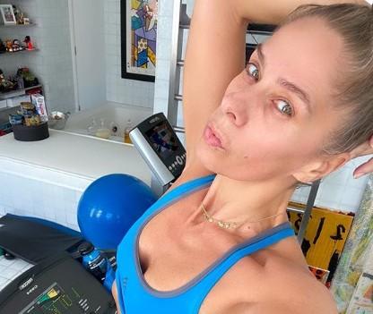 Adriana Galisteu (Foto: Reprodução)