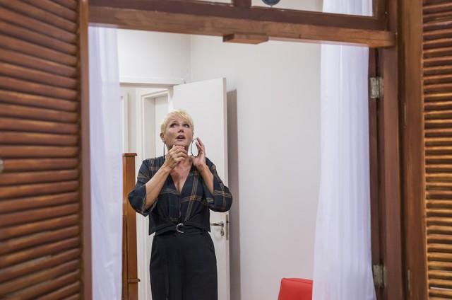 Xuxa no 'Caldeirão do Huck' (Foto: João Miguel Júnior/Globo)