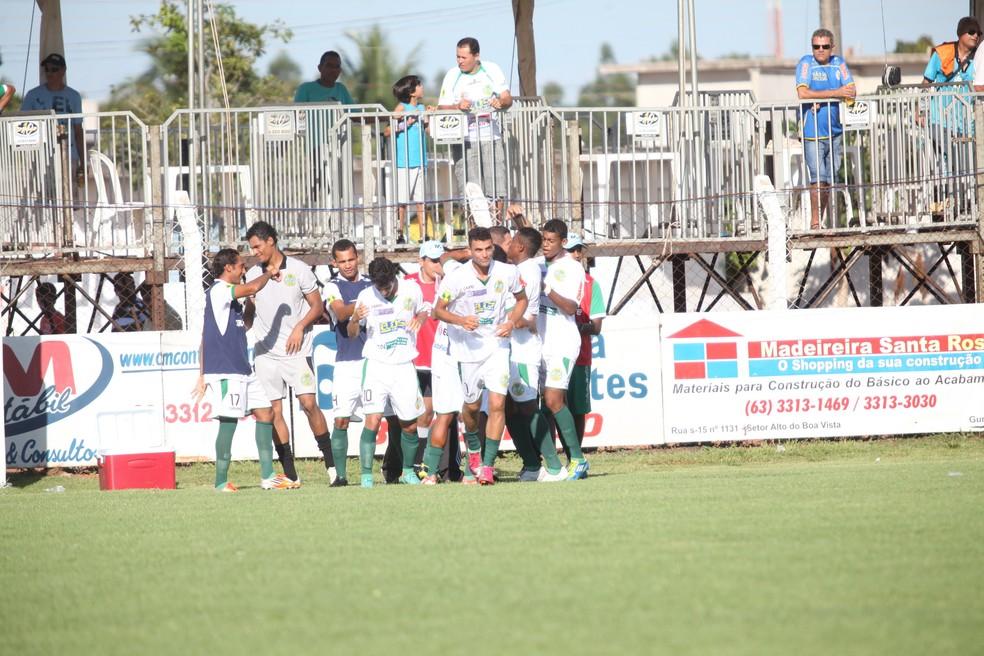 Gurupi Esporte Clube recebe R$ 400 mil da prefeitura da cidade no ano passado (Foto: Esequias Araújo/Jornal do Tocantins)