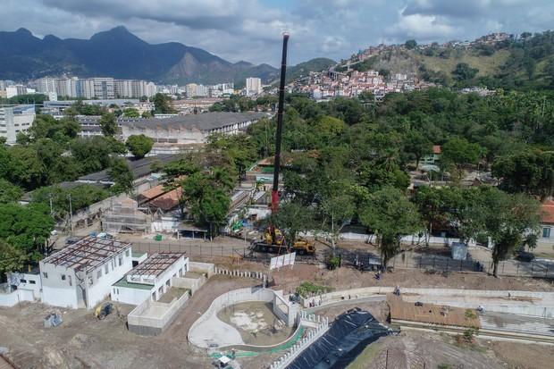 Zoológico do Rio de Janeiro é transformado em parque sem jaulas