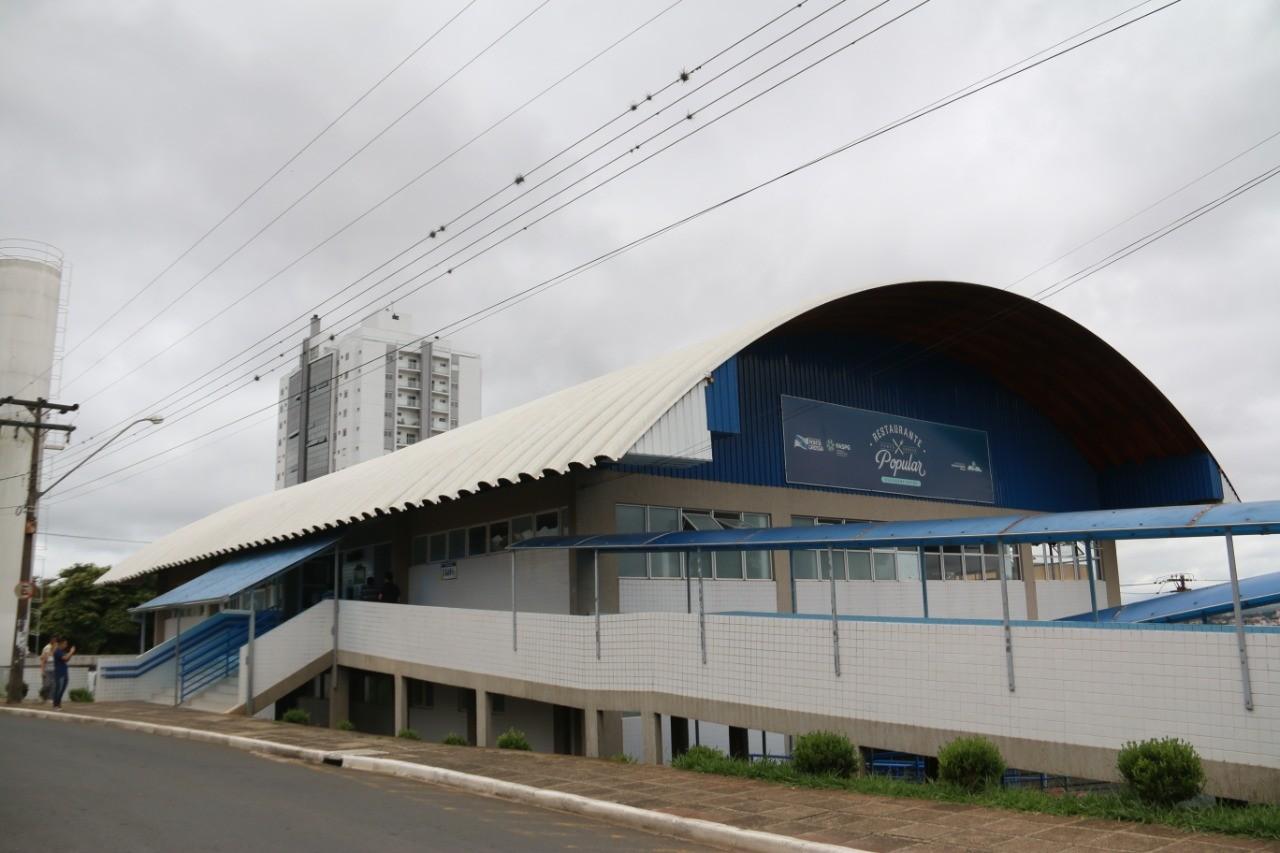 Restaurante Popular de Ponta Grossa volta a vender marmitas a partir de terça (13)
