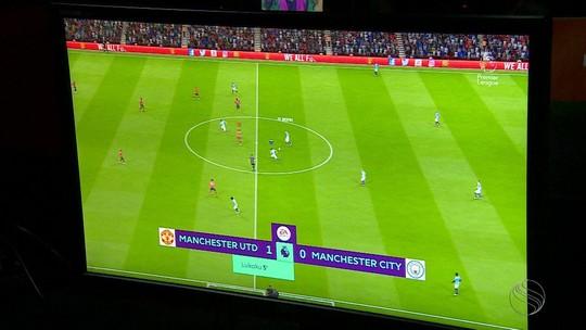 Fim de semana teve decisões no futebol digital dos Jogos Escolares TV Sergipe