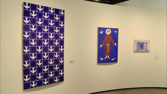 Exposição revela outras facetas da obra de Oscar Niemeyer