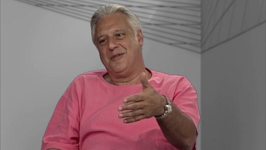 Antonio Fagundes revela que quase ficou careca por papel em 'Terra Nostra'