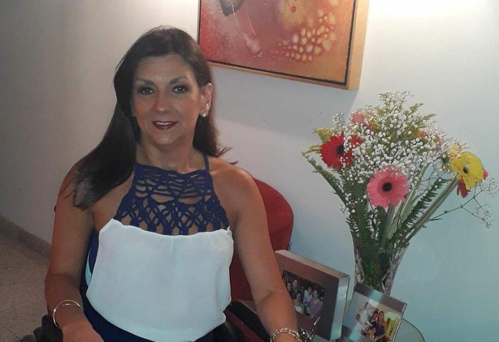 Ana Tereza Baêta Campomizzi é funcionária pública e comemorou decisão do STJ (Foto: Ana Baêta/ Arquivo Pessoal)