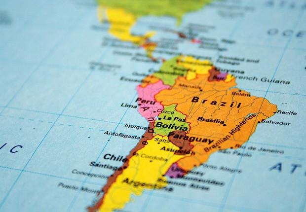 América Latina (Foto: Wikimedia Commons/Wikipedia)