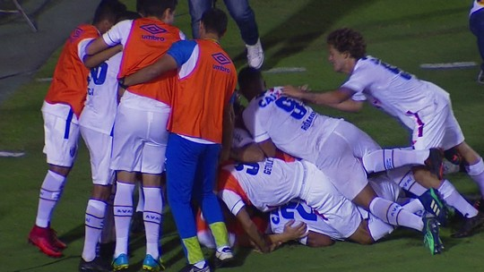 O gol de Figueirense 0 x 1 Avaí pela 5ª rodada do Campeonato Brasileiro Série B