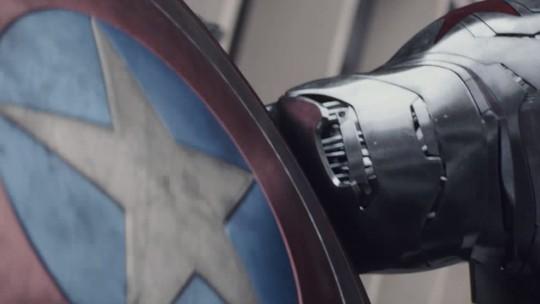 Foto: ('Capitão América 2: O Soldado Invernal')