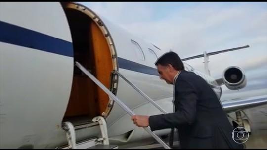 Bolsonaro chega a Brasília para nova rodada de encontros com autoridades