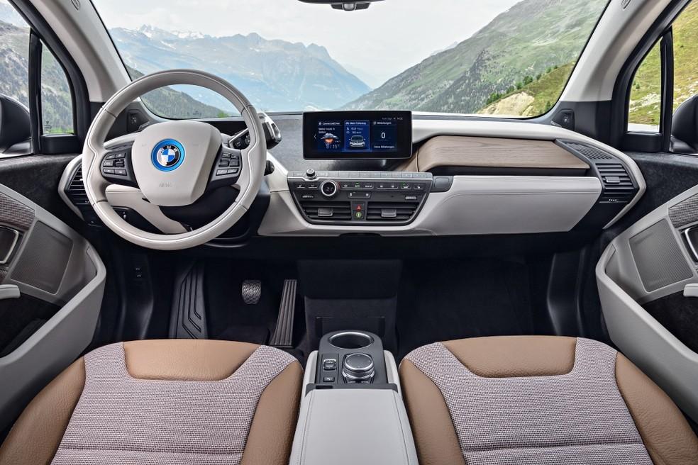 BMW i3 — Foto: Divulgação/BMW