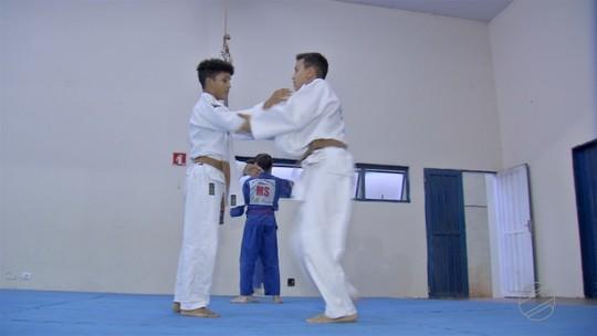 Conheça o João Pedro, judoca que trouxe o ouro para MS pelo 2° ano seguido