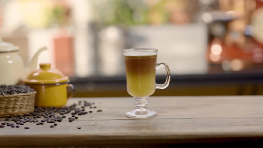 'Orgulho e Paixão': Café Mariana