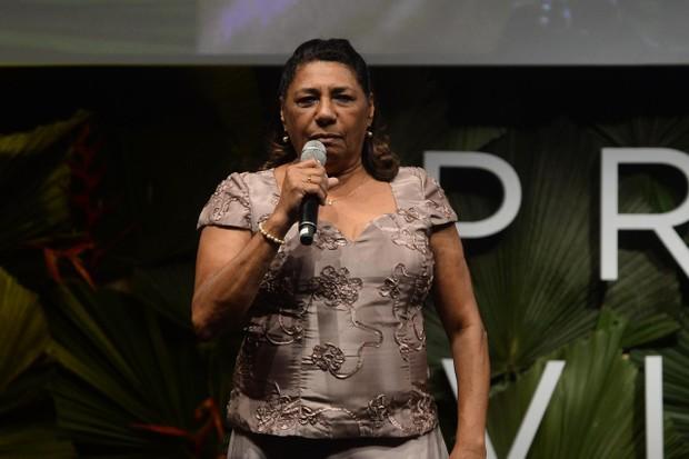 Dona Marinete, mãe de Marielle Franco (Foto: QUEM)