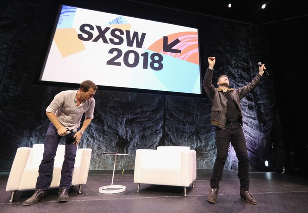 Elon Musk no SXSW 2018 (Foto: Diego Donamaria/Getty Images for SXSW)