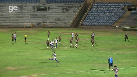 Piauí sofre, bate o Fluminense-PI nos pênaltis e levanta a taça de campeão estadual sub-17