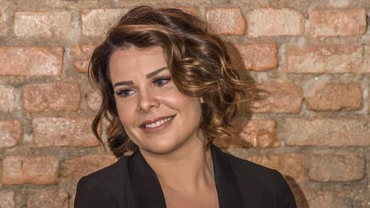 Fernanda Souza lembra convite para apresentar o 'SóTocaTop' e promete dançar até o chão no programa