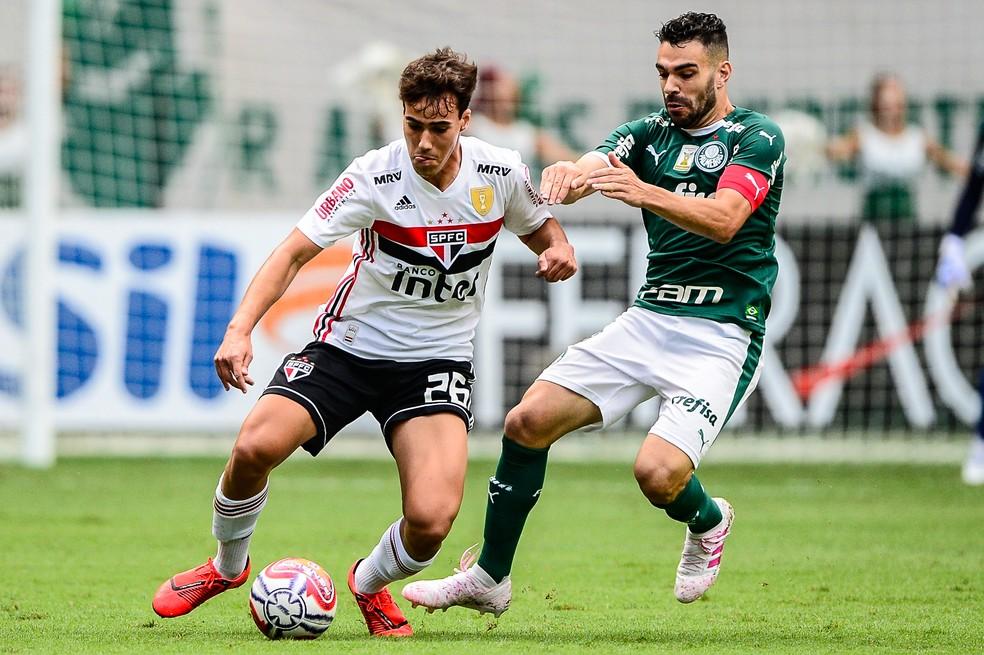 Igor Gomes tem sido o destaque da retomada Tricolor na temporada — Foto: Renato Pizzutto/BP Filmes