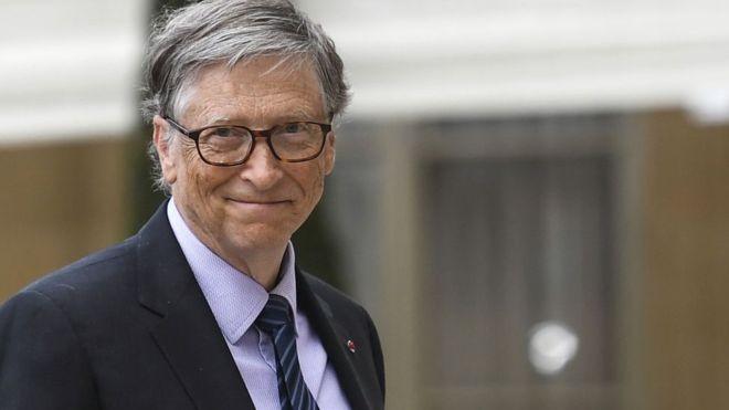 Os 5 livros que Bill Gates recomenda ler