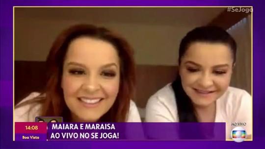 Maiara e Maraisa lançam clipe da música 'Aí Eu Bebo'; assista