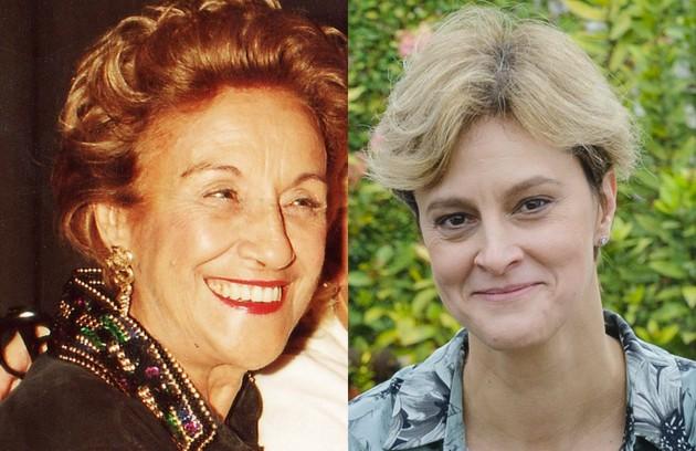 Claudia Missura viverá Nair Bello. Hebe, Nair e Lolita eram muito unidas (Foto: Armando Araújo e TV Globo)
