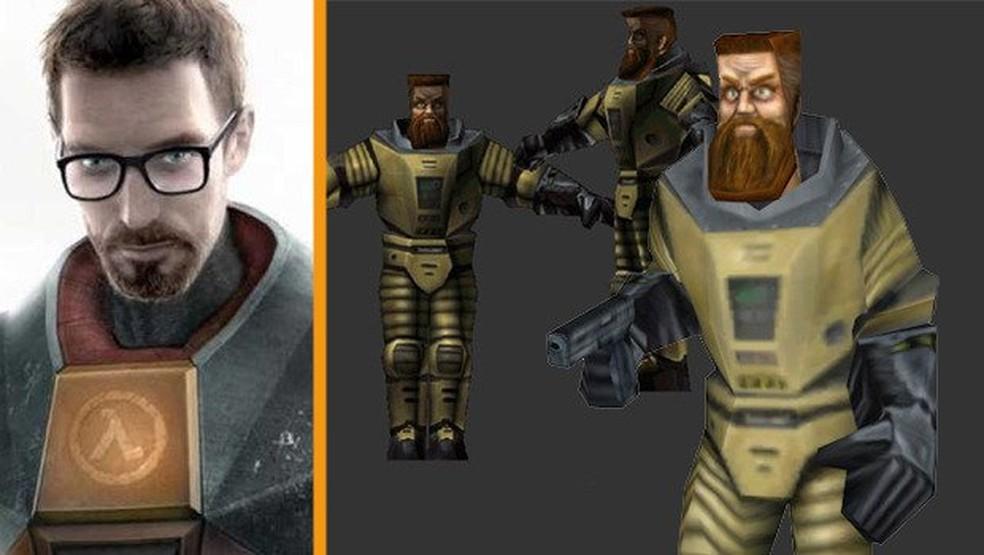 Confira curiosidades sobre Half-Life (Foto: Reprodução/Taringa)