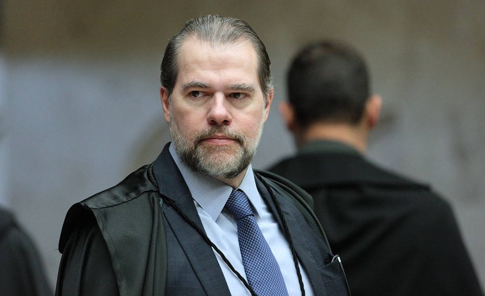 O ministro do STF Dias Toffoli (Foto: Carlos Moura/STF)