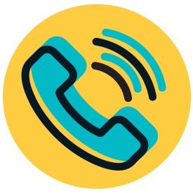 Ícone de telefone (Foto: Ícone de telefone (Ilustração: Flaticon))