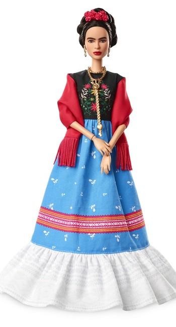 Boneca de Frida Khalo