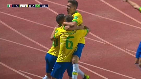 Xô, freguesia: Brasil encara França para afastar fantasmas do profissional e... do Mundial Sub-17