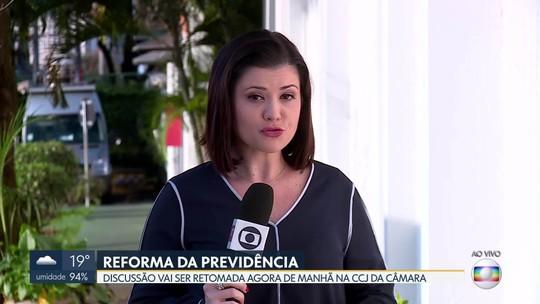 Destaques da agenda política em Brasília