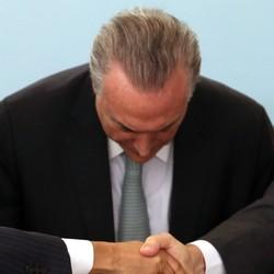 Michel Temer (Foto: Givaldo Barbosa/Agência O Globo)