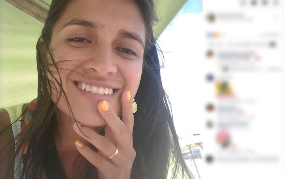 Mulher foi morta pelo ex-marido da amiga em Salto — Foto: Reprodução/Facebook