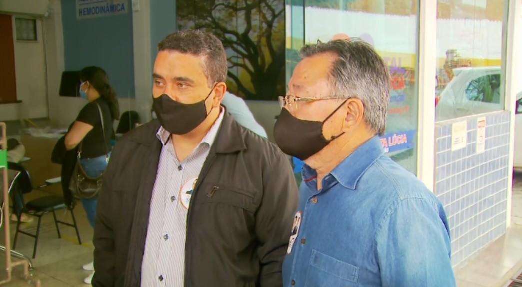 Candidato a vice-prefeito está internado em estado grave por causa da Covid-19 em Poços de Caldas, MG