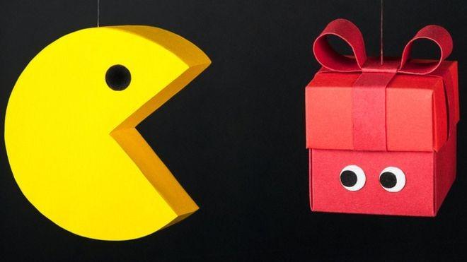 Entre as possibilidade que o Google oferece estão jogos como Pac-Man  (Foto: Getty Images/via BBC News Brasil)