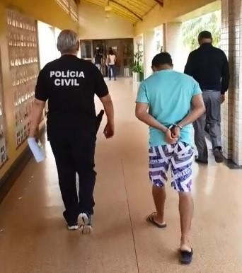 Polícia faz operação de combate a crimes sexuais contra crianças e adolescentes no AP - Noticias