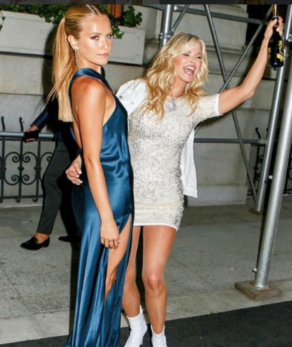 Sailor Brinkley e Christie Brinkley (Foto: Reprodução Instagram)