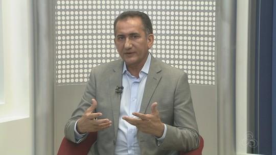 Governador do Amapá avalia gestão no estado ao longo de 2017