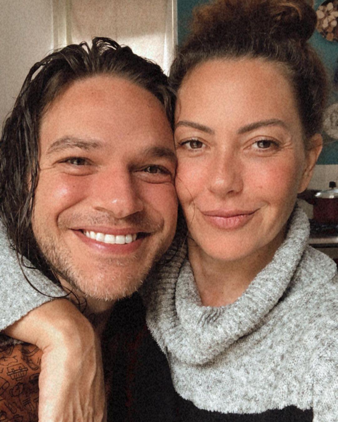 Fabiula e Emilio Dantas (Foto: Reprodução/Instagram)