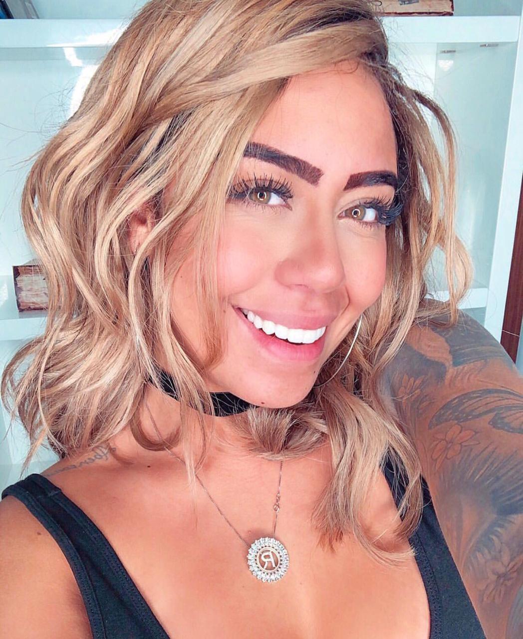 Rafaella Santos, irmã do jogador Neymar  (Foto: reprodução Instagram )