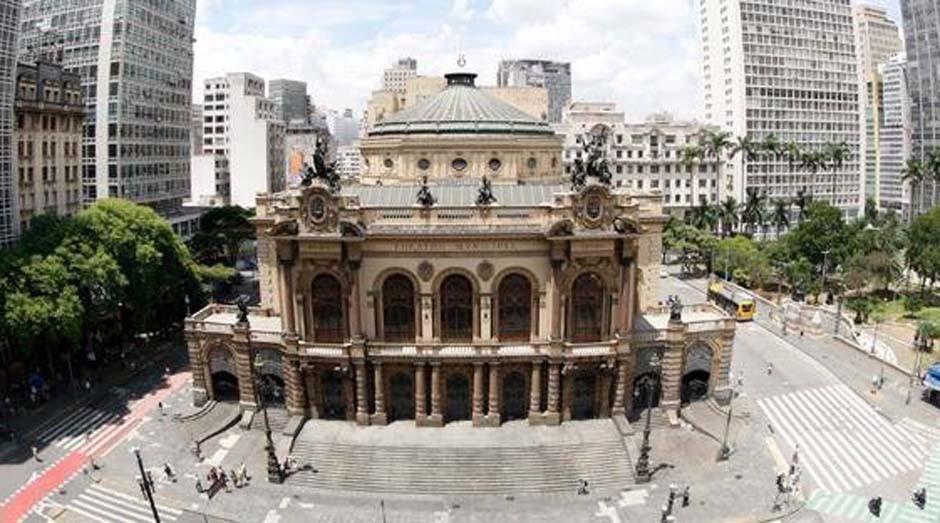 centro histórico, centro, são paulo, sexta sem carro (Foto: Prefeitura de São Paulo)