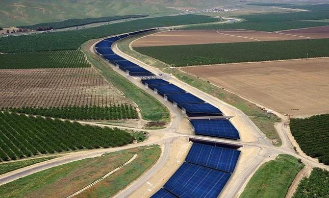 Solar Aquagrid