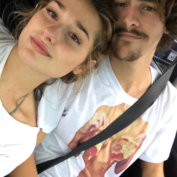Sasha e Bruno Montaleone (Foto: Reprodução/ Instagram)