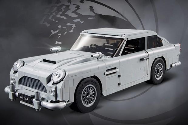 LEGO Aston Martin DB5 1964 (Foto: divulgação)