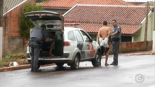 Cinco adolescentes são apreendidos em Canitar após furto e roubos